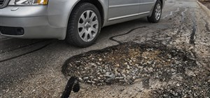 Can a Pothole Cause Unseen Vehicle Damage?