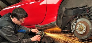 How Can Auto Body Repair Restore Car Values?