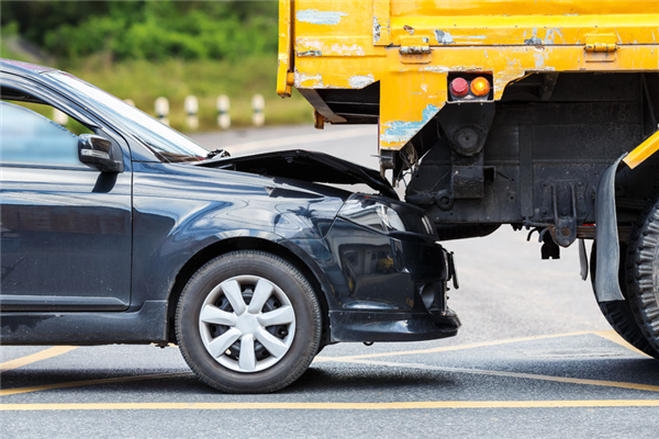 Repairing Your Vehicle When You're Responsible For An Accident